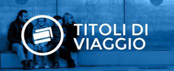TITOLI DI VIAGGIO